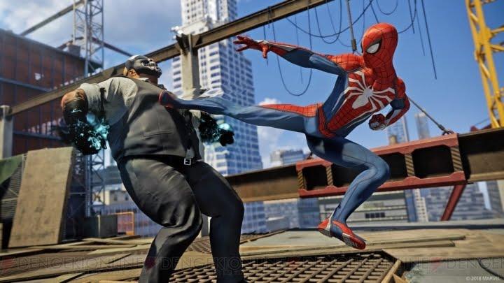 PS4新作ゲーム「Marvel's Spider-Man(スパイダーマン)」口コミ・レビュー!裏技教えてくれ!