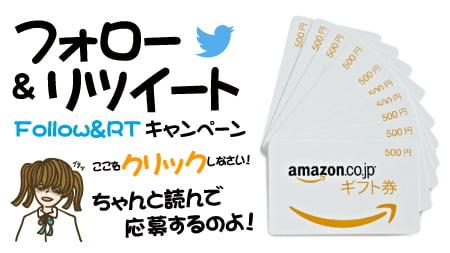 【Follow&RTキャンペーン】フォロー&リツイートキャンペーン【ヒメオコ新作ゲーム速報】